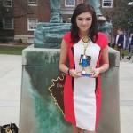 Brooke Halsey - 2nd Place - Public Speaking I